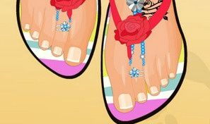 Foot Makeover