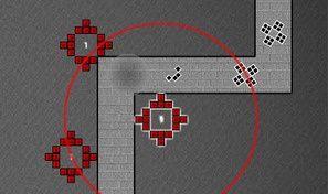 Original game title: Pixel Defender