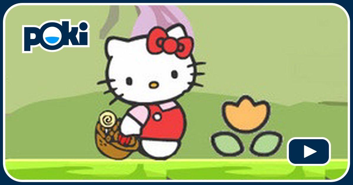 HELLO KITTY SPELLETJES ONLINE GRATIS