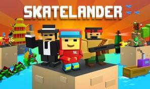 Skatelander