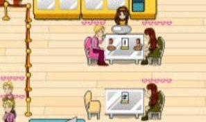 Original game title: Busy Restaurant