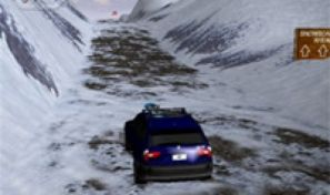 BMW X3 Snowcrossing
