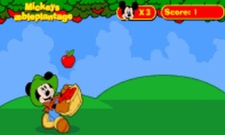 Mickeys Apple Plantage
