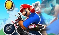 Mario Moto Racing