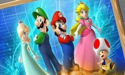Sort My Tiles Mario Luigi