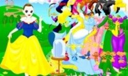 Snow White Dress Up 3