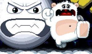 Original game title: Oh Snow