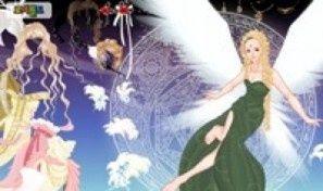 Angel Symbol Dress Up
