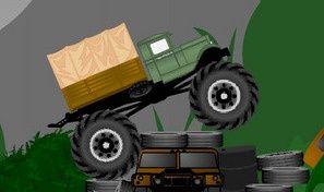 Original game title: Trooper Truck