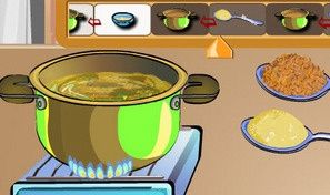 Original game title: Cheese Fondue