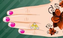 Princess Nail Decor
