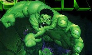 Original game title: Hulk Power Game
