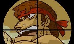 Rambo The Sniper
