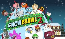 Snow Brawl Fight 2