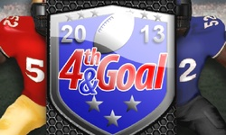 4th and Goal 2013