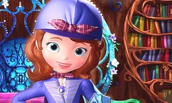 Sofia the First: Quest for the Secret Library