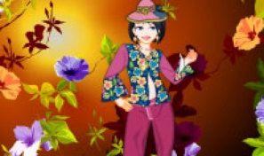 Emily Flower Girl