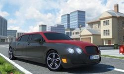 Luxury Limo 3D Parking