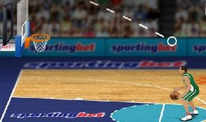 Original game title: Euroleague Trickshots