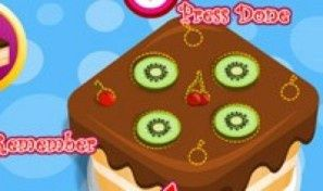Original game title: Cake Master
