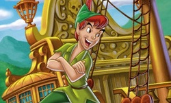 Peter Pan Coloring