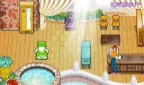 Original game title: Sasha's Health Spa