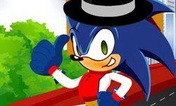 Super Sonic Dress-Up