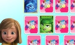 Inside Out Memory Match