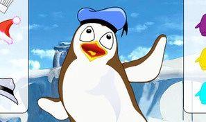 Penguin Dress-up