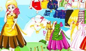 Original game title: Princess Worthy Dress Up