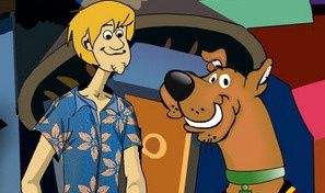 Scooby Shaggy Dress Up