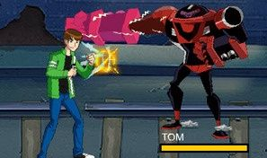 Original game title: Ben 10 The Army of Psyphon 2