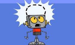 Robot Jones: Follow That Brain