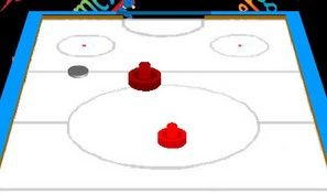Super Air Hockey