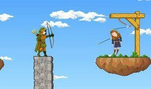 Original game title: Robin the Rescue