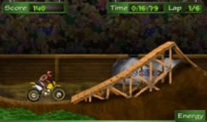 Original game title: Motocross FMX