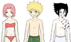 Naruto Kid Dress Up