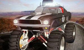 Original game title: Heavy Wheels