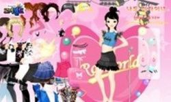 Roiworld Singer Dress Up
