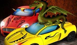 Original game title: Dragon Rush Racing