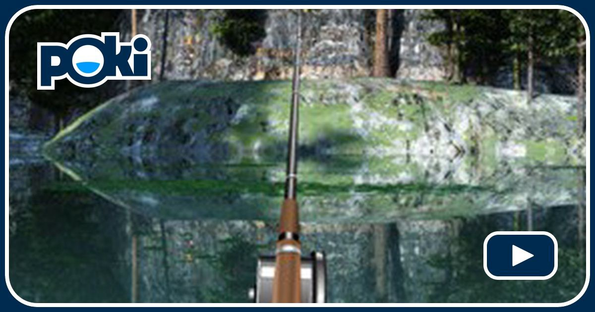 Lake fishing 2 online play lake fishing 2 for free at for Lake fishing games