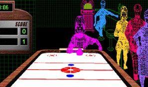 Adveractive Air Hockey