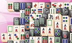 Black and White Mahjong