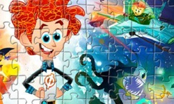 Penn Zero in Space Puzzle