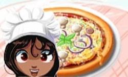 Shaquita's: Pizza Maker