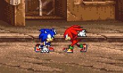 Street Fighter Sonic