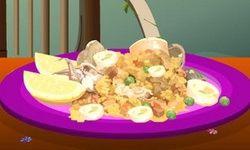 Make Paella Recipe