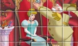 Cinderella Spin Puzzle