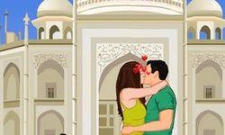 Tajmahal Kissing