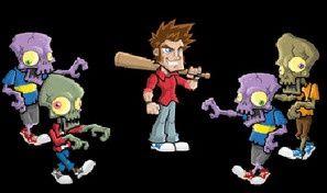 Zombie Death Survival